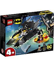 LEGO Super Heroes: Pingvinüldözés a Batboattal! 76158 - 1. Kép