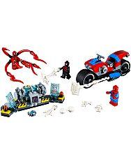 LEGO Super Heroes: Pókember motoros mentése 76113 - 2. Kép