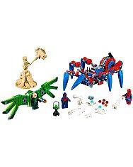 LEGO Super Heroes: Pókember pók terepjárója 76114 - 2. Kép
