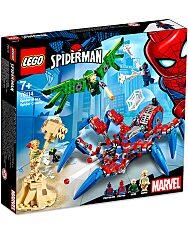 LEGO Super Heroes: Pókember pók terepjárója 76114 - 1. Kép
