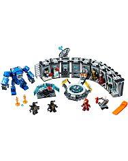 LEGO Super Heroes: Vasember Páncélcsarnoka 76125 - 2. Kép