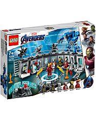 LEGO Super Heroes: Vasember Páncélcsarnoka 76125 - 1. Kép