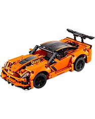 LEGO Technic: Chevrolet Corvette ZR1 42093 - 2. Kép