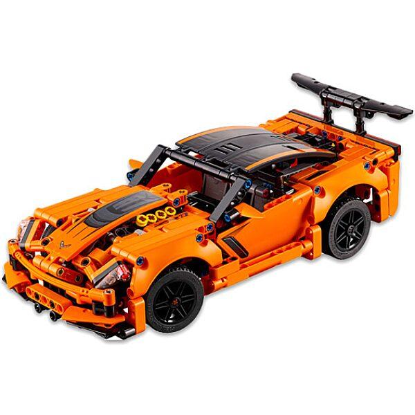 LEGO Technic: Chevrolet Corvette ZR1 42093 - 2. Kép