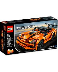 LEGO Technic: Chevrolet Corvette ZR1 42093 - 1. Kép