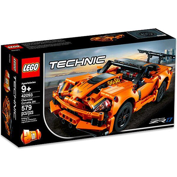 LEGO Technic: Chevrolet Corvette ZR1 42093 - 1. Kép