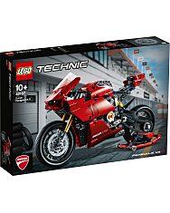 LEGO® Technic: Ducati Panigale V4 R 42107 - 1. Kép