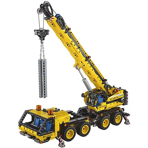 LEGO Technic: Mobil daru 42108 - 2. Kép
