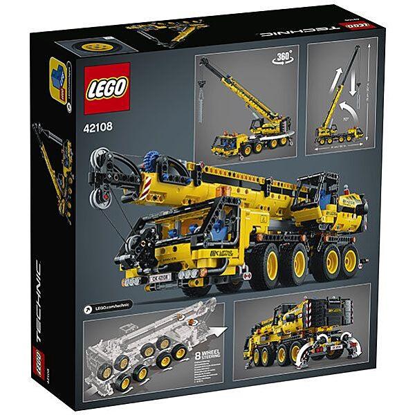 LEGO Technic: Mobil daru 42108 - 3. Kép