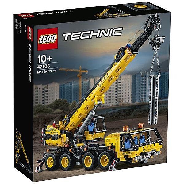 LEGO Technic: Mobil daru 42108 - 1. Kép