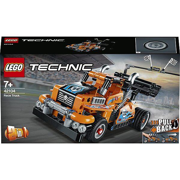 LEGO® Technic: Versenykamion 42104 - 2. Kép