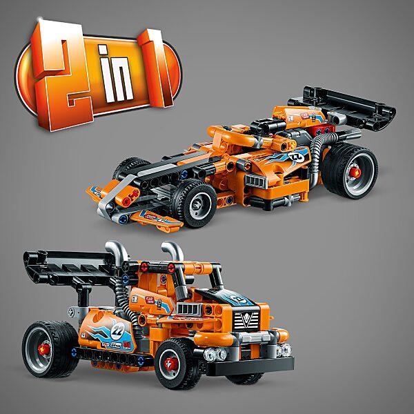 LEGO® Technic: Versenykamion 42104 - 14. Kép