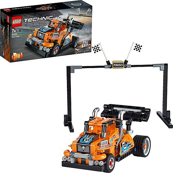 LEGO® Technic: Versenykamion 42104 - 4. Kép