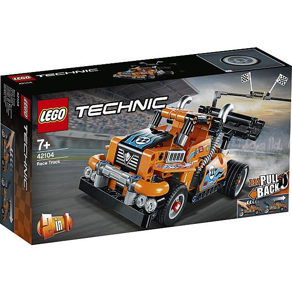 LEGO® Technic: Versenykamion 42104 - 1. Kép