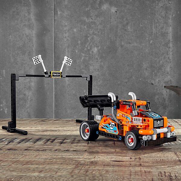 LEGO® Technic: Versenykamion 42104 - 9. Kép