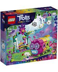 LEGO Trollok: Szivárvány étkezőbusz 41256 - 1. Kép