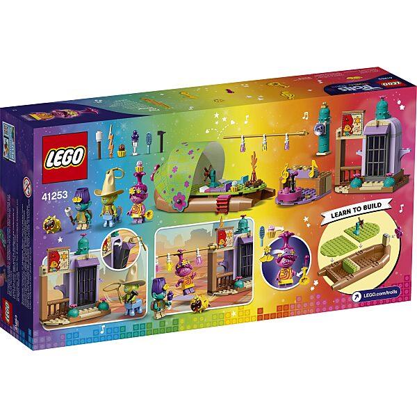 LEGO® Trollok: Tutajos kaland Magányos lapályon 41253 - 2. Kép