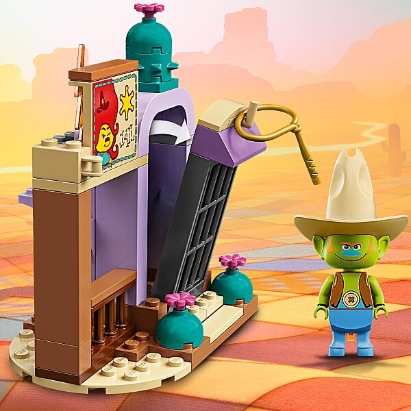 LEGO® Trollok: Tutajos kaland Magányos lapályon 41253 - 12. Kép