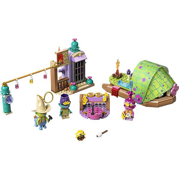 LEGO® Trollok: Tutajos kaland Magányos lapályon 41253 - 4. Kép