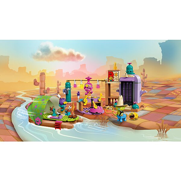 LEGO® Trollok: Tutajos kaland Magányos lapályon 41253 - 5. Kép
