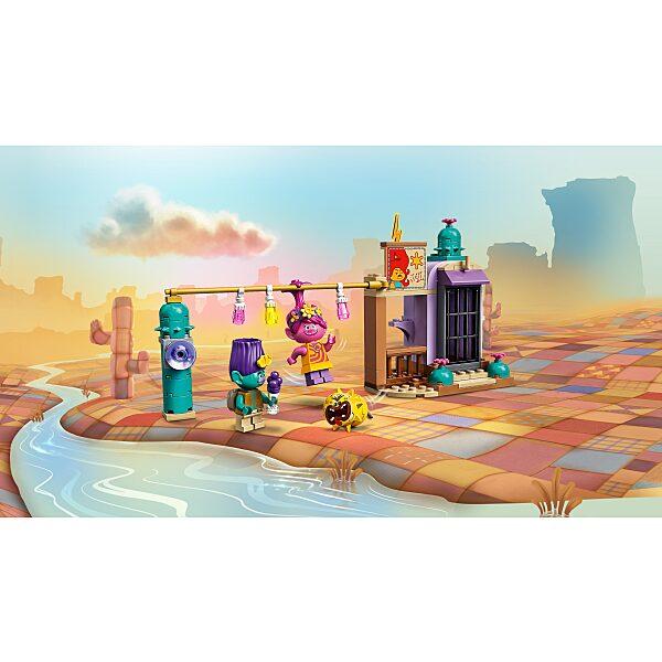LEGO® Trollok: Tutajos kaland Magányos lapályon 41253 - 7. Kép