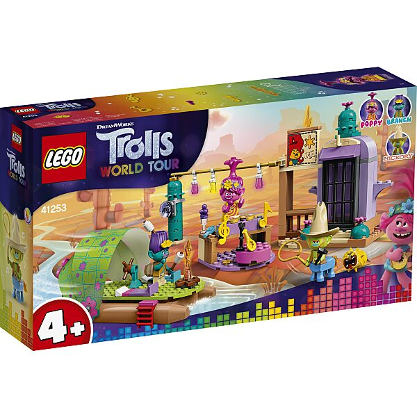 LEGO® Trollok: Tutajos kaland Magányos lapályon 41253 - 1. Kép