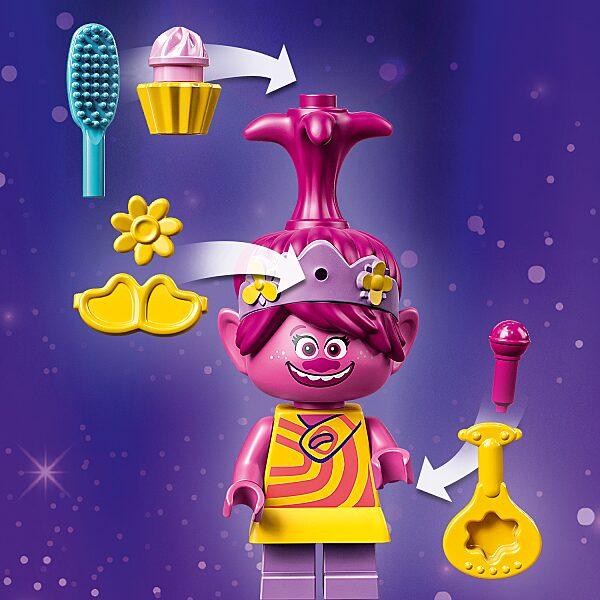 LEGO® Trollok: Tutajos kaland Magányos lapályon 41253 - 10. Kép