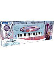 Lexibook: Jégvarázs Elektromos zongora mikrofonnal - 2. Kép