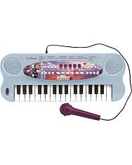 Lexibook: Jégvarázs Elektromos zongora mikrofonnal - 1. Kép