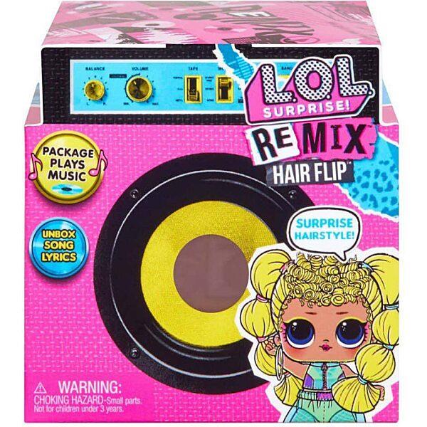 LOL Surprise REMIX Hairflip meglepetés gyűjthető baba - 3. Kép