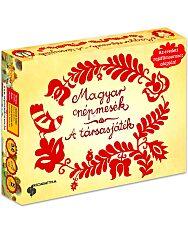 Magyar népmesék - A társasjáték doboza