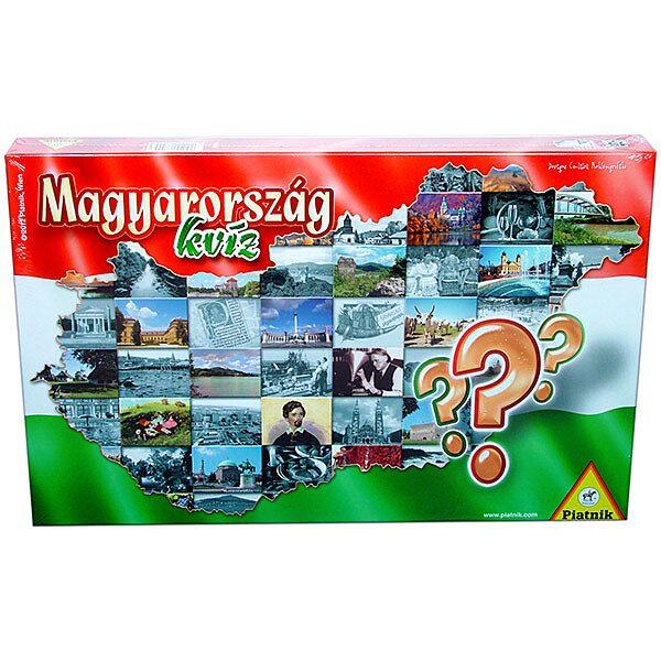 Magyarország Kvíz - 1. Kép