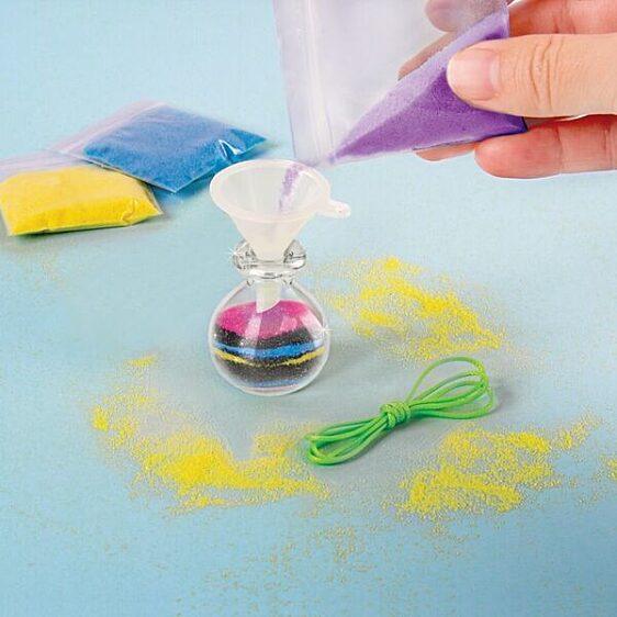 Make It Real: Álomfény üvegcse - medálkészítő szett - 2. Kép