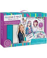 Make It Real: Divattervező mega szett világító táblával - 1. Kép