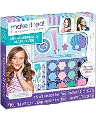 Make It Real: Változz sellővé - sminkkészlet - 1. Kép