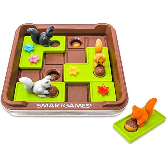 Makkant mókus készségfejlesztő játék - 2. Kép