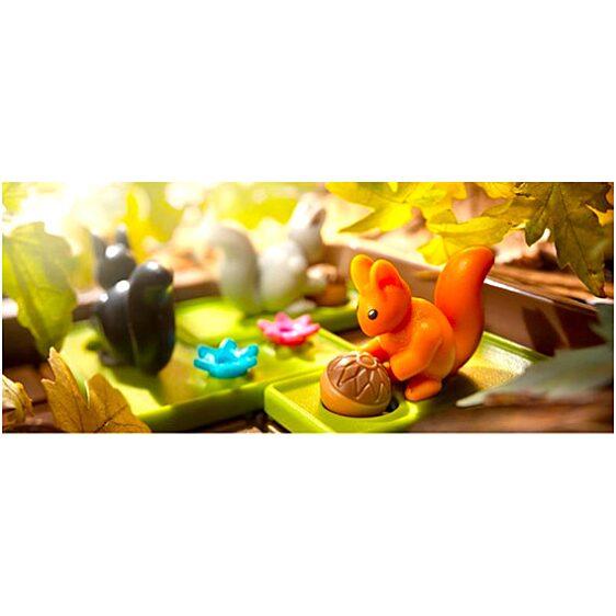 Makkant mókus készségfejlesztő játék - 3. Kép