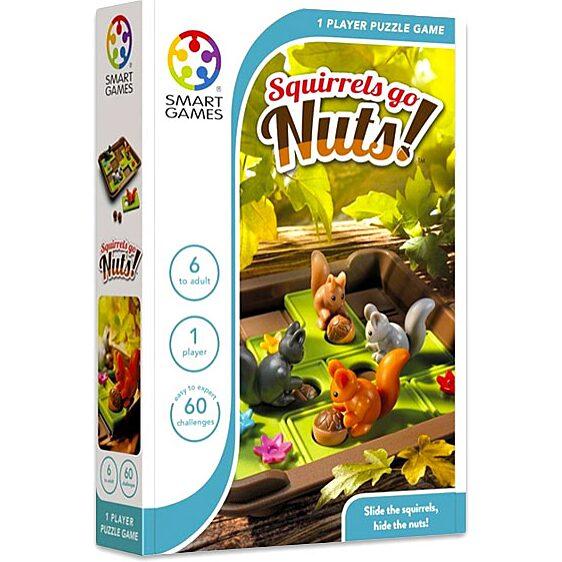 Makkant mókus készségfejlesztő játék - 1. Kép