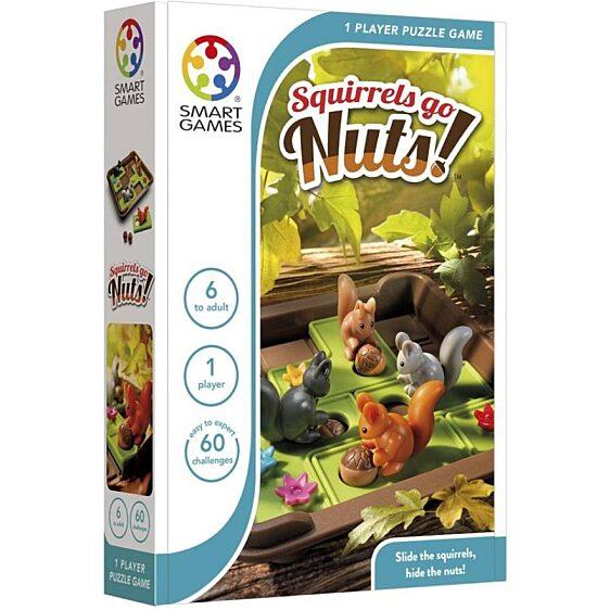 Makkant mókusok társasjáték - 3. Kép