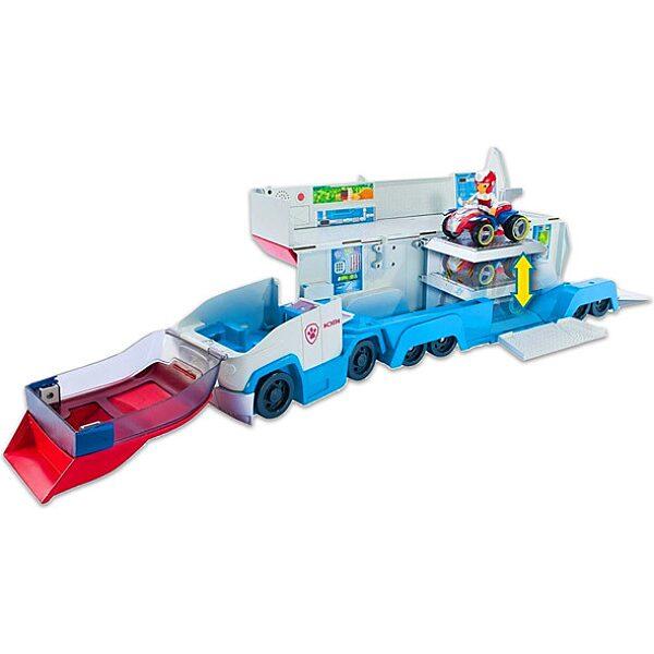 Mancs őrjárat: a csapat szállító kamionja - 2. Kép