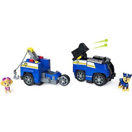Mancs Őrjárat: Átalakuló járművek 2 az 1-ben - Chase - 1. Kép