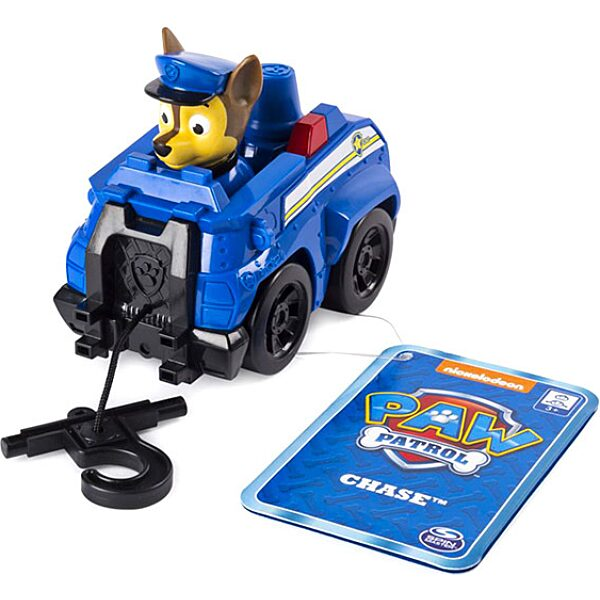 Mancs őrjárat: Chase rendőrjárművel - többféle - 2. Kép