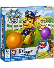 Mancs őrjárat: Pup racers társasjáték - 1. Kép
