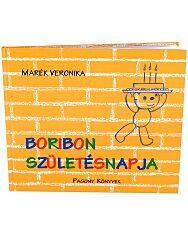 Marék Veronika: Boribon születésnapja - 1. Kép
