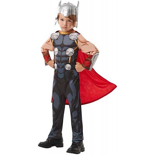 Marvel Bosszúállók: Thor jelmez - 116 cm - 1. Kép