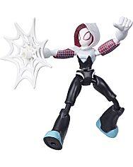 Marvel: Spider-man - Bend and Flex Ghost-Spider figura - 2. Kép