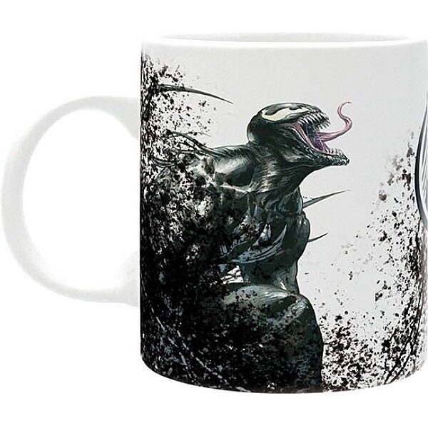 Marvel: Venom vs Pókember bögre - 320 ml - 2. Kép