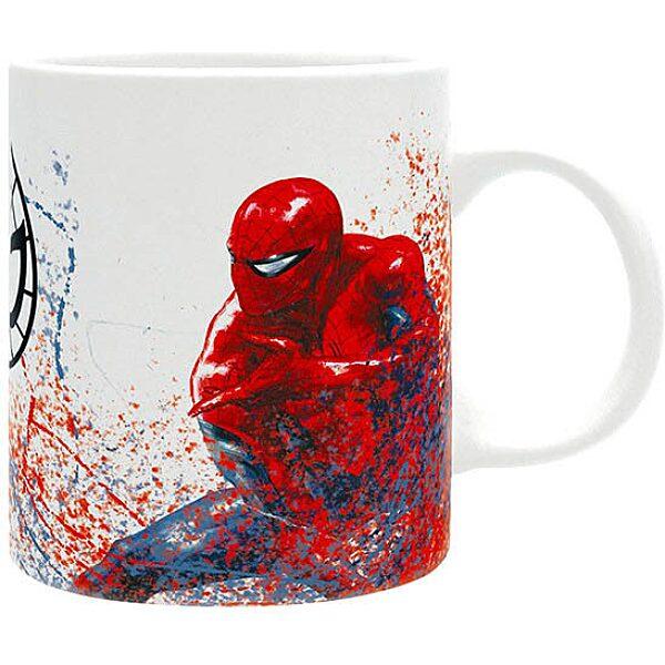 Marvel: Venom vs Pókember bögre - 320 ml - 1. Kép