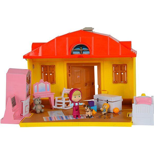 Masha építőjáték: Masha háza - 1. Kép