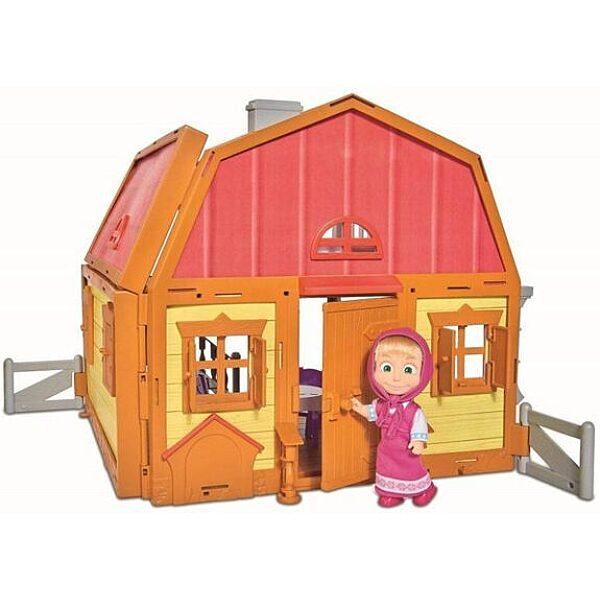 Masha és a medve: Masha összecsukható háza - 1. Kép